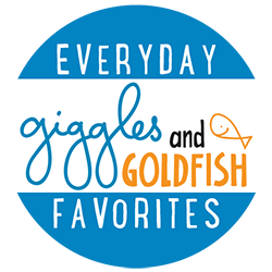 Giggles and Goldfish Everyday Favorites button